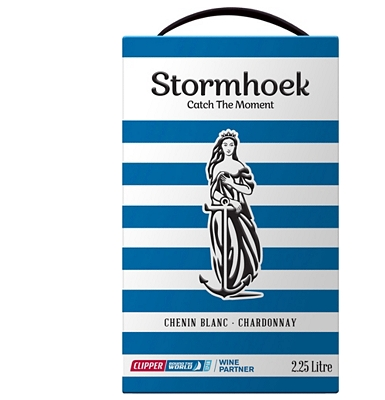 Stormhoek Striped Chenin Chardonnay