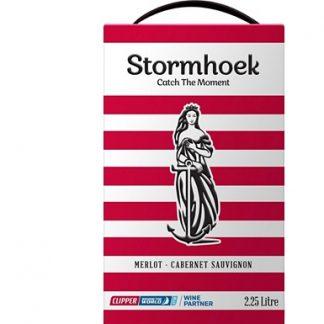 Stormhoek Striped Merlot-cabernet