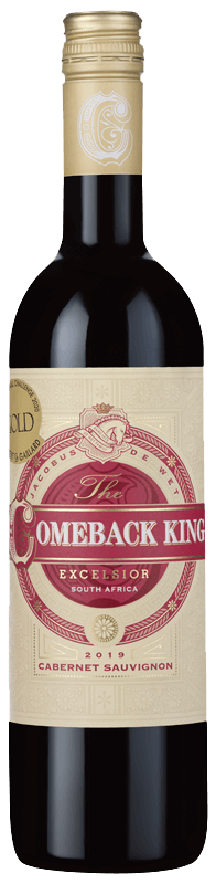 The Comeback King Cabernet Sauvignon Red Wine