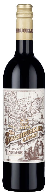 The Swashbuckler Pinotage Red Wine