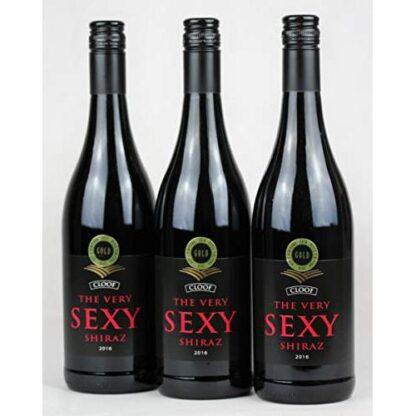 Very Sexy Shiraz 3 Bottles 2017
