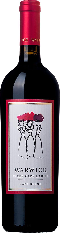 Warwick Estate - Three Cape Ladies 2013 75cl Bottle