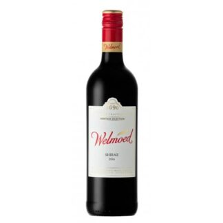 Welmoed Shiraz 2018