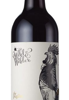 Wild & Wilder - The Pugilist Cabernet Sauvignon Langhorne Creek South Australia 2017 12x 75cl Bottles